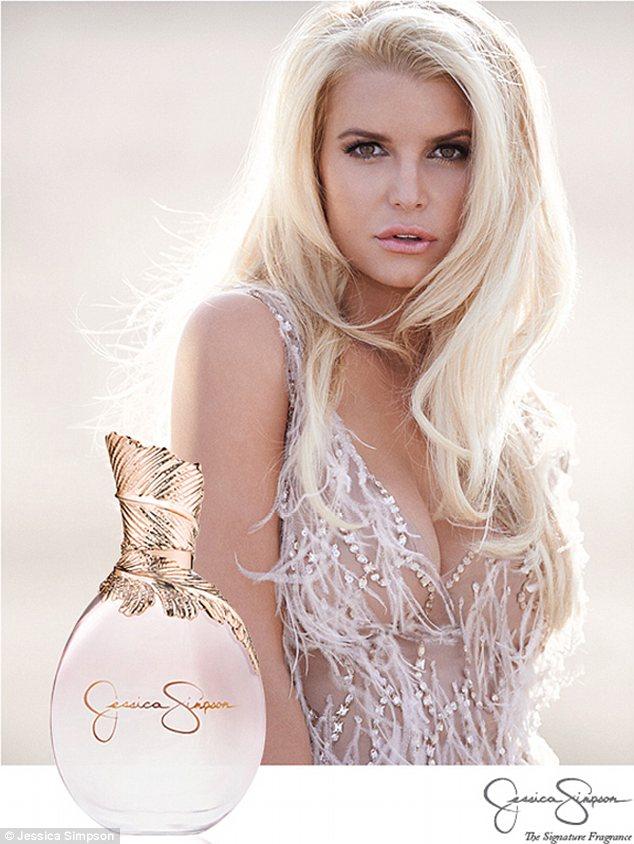 jessica simpson perfume