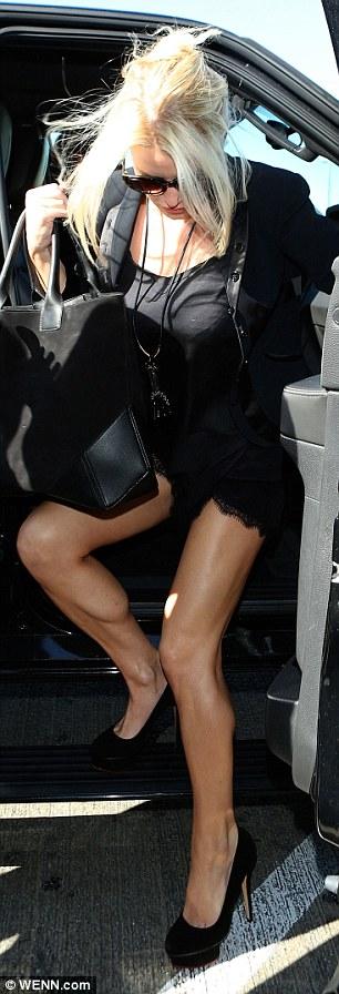 jessica legs